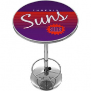 Phoenix Suns Hardwood Classics NBA Chrome Pub Table