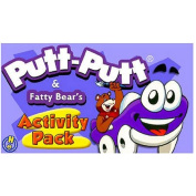 Tommo 58411031 Putt-Putt and Fatty Bear's Activity Pack (PC/MAC)