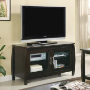 Coaster Double Door TV Console for TVs up to 130cm