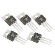 5 Pcs AS2850 5A 5V Adjustable Low Dropout Voltage Regulators