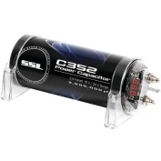 SSL C352 3.5-farad Capacitor with Digital Display, Black Finish
