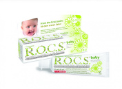 R.O.C.S. Baby Camomile - anti-inflammatory toothpaste for 0-3 y.o. babies