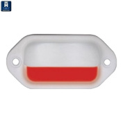 TH Marine LED-51818-DP Companion Way Light, White/Red