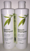 2 x Epsom Shampoo - Free Next Day Delivery