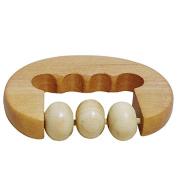 Tenflyer Beauty Tool Wooden Body Massager Lightweight Wooden Massager Losing Weight Massager