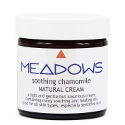 Soothing Chamomile Natural Cream (Meadows Aroma) 1 Litre