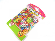Official Licenced Shopkins 12 Hair Elastics Ponios Bobbles