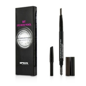 My Eye Brow Pencil With Extra Refill - #2 Grey Brown 2x0.18g0ml