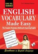 English Vocabulary Made Easy