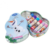 Disney Frozen Winterhugs Olaf Snowman Tin Lipbalm Set