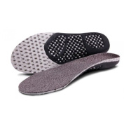 Healix Care ControlTecc Insoles | Firm Arch Support | Anti-Microbial BambooTecc
