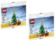 Lego Creator Christmas Tree (30286) 2 Pack
