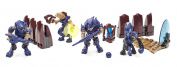 Mega Bloks Halo Covenant Team Storm Lance