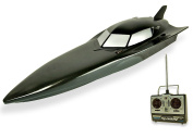Gizzys/ United Entertainment Remote Control Stealth Boat