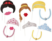 Princess Girls Party Photo Booth Props