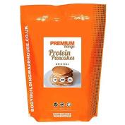 Bodybuilding Warehouse Premium Protein Pancakes Powder Chocolate Orange 500 g