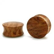 Organic Wood Ear Plugs