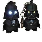 Star Wars Darth Vader LED Light Up & Sound Keyring Key Chain