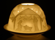 Welink Light-Glow Tealight Candle Holder, Nativity Scene - LD90028