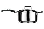 Premier Housewares Tenzo Chip Pan - 22 cm - Stainless Steel
