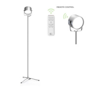 OxyLED F10 Remote Control Led Floor Lamp For Living Room, Bedroom -- Super Bright 700 Lumens