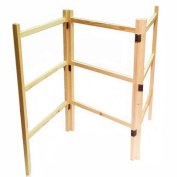 Traditional Clothes Horse clothes Airer 3 Panel
