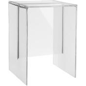 Max-Beam stool small table - B4/crystal