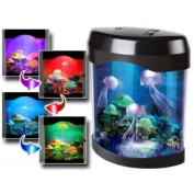 Colour Changing Light up JELLYFISH TANK BACK BY POPULAR DEMAND*World of G@dgets