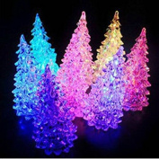 Domire Colour Changing Christmas Decoration Night Light Tree