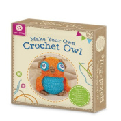 Tobar Make Your Own Crochet Owl Craft