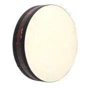 Andoer® Ocean Wave Bead Drum Gentle Sea Sound Musical Instrument