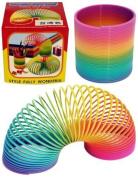 Classic Rainbow Slinky Toy