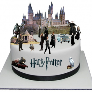Harry Potter Cake Toppers Australia