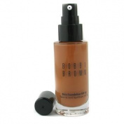 Bobbi Brown Skin Foundation SPF 15 - # 6.5 Warm Almond 30ml/1oz by Bobbi Brown Skin Foundation SPF 15 - # 6.5 Warm Al