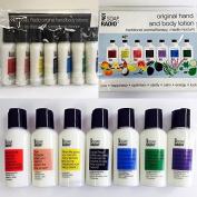 Travel Size Lotion Kit - 7 Different Fragrances