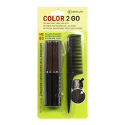 Nicka K Colour 2 Go Stick Instant Grey Hair Touch Up HS03 Dark Brown