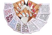 Nail Art Water Slide Tattoo Stickers Decals ♥ Immense Designs