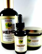 Hemp Organic Hair Masque, Hemp Oil, Hemp Breathe Green Conditioner