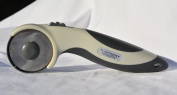 Thackery Handmade RC1-45 ERGONOMIC ROTARY CUTTER - for use with 45mm Cutting Blades - left or right handed!