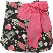 Jessie Steele Tote Bag, Floral Love Letters