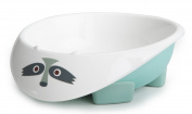 My Natural Eco Bowl, Light Blue Raccoon