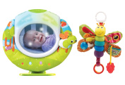 Magical Firefly Crib Soother & Projector with Firefly Toy