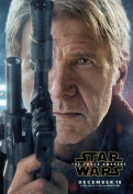 Star Wars The Force Awakens Movie Limited Print Photo Poster Harrison Ford Carrie Fisher Size 8x10 #11
