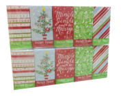Holiday Merry Christmas Pocket Facial Tissues 20 Pack