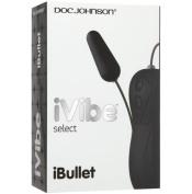 IVIBE SELECT IBULLET BLACK by Doc Johnson