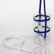 Home Enema Kit- Glass Enema Bucket Kit- 0.9l- Perfect for Coffee Enemas