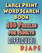 Large Print Word Search Book [Large Print]