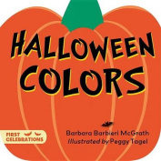 Halloween Colors [Board book]