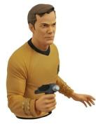 Star Trek Captain Kirk Bust Bank