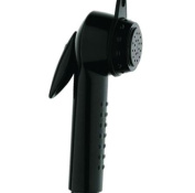 Grohe 28020 K00 Hand Spray with Trigger Control, Black